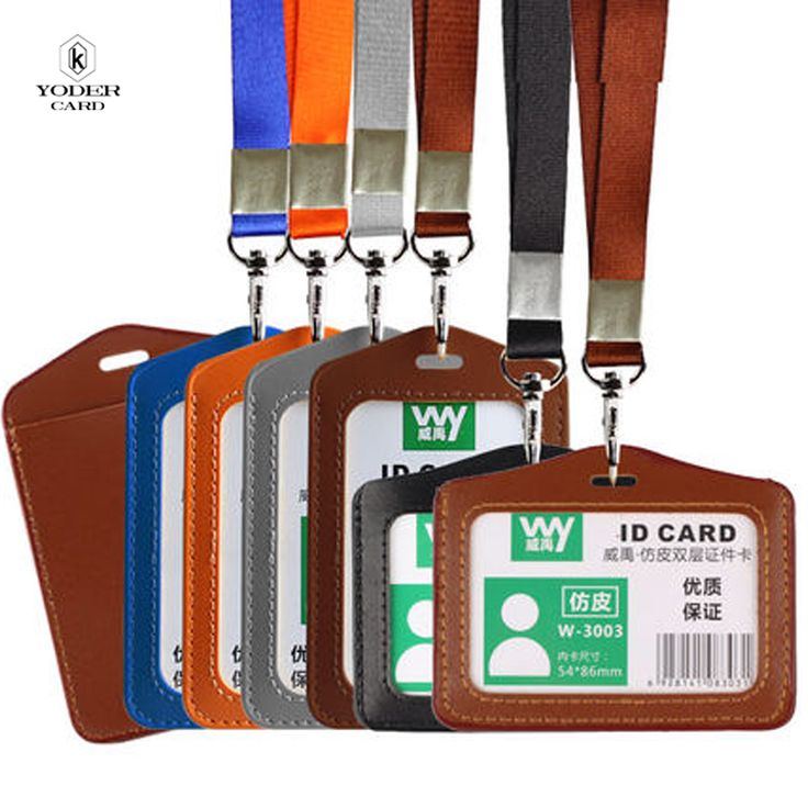 Name Credit Card Holders Women Men PU Bank Card Neck Strap Card Bus ID holders candy colors Identity badge with lanyard♦️ SMS - F A S H I O N 💢👉🏿 http://www.sms.hr/products/name-credit-card-holders-women-men-pu-bank-card-neck-strap-card-bus-id-holders-candy-colors-identity-badge-with-lanyard/ US $2.99