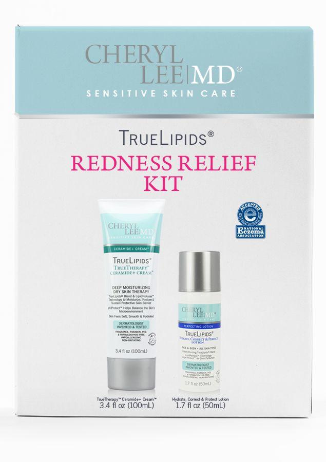 Redness Relief Kit - Cheryl Lee MD Sensitive Skin Care