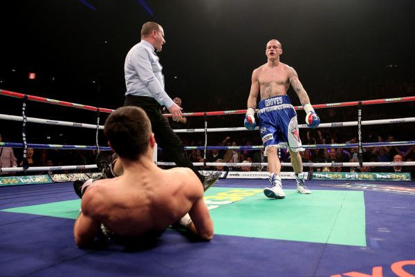 Carl Froch must leave George Groves 'flat on his face'