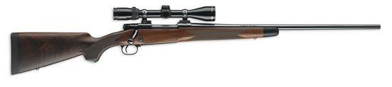 Winchester model 70 super grade... The prettiest of guns!!