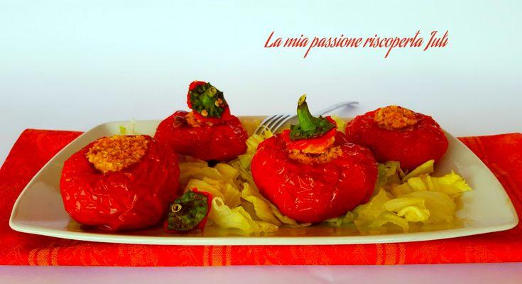 Peperoni+piccoli+tondi+ripieni