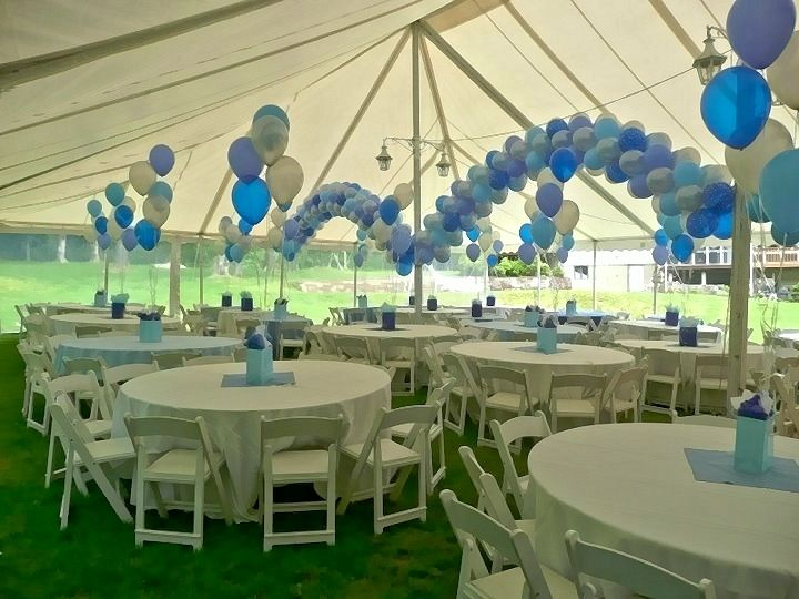 Graduation Party Tent Decorating Ideas Elitflat
