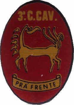 3ª Companhia do Batalhão de Cavalaria 8321/72 Angola