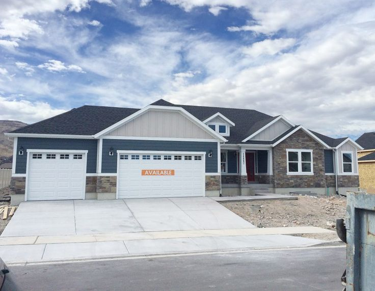 Best 25 rambler house ideas on pinterest rambler house for Rambler house plans utah