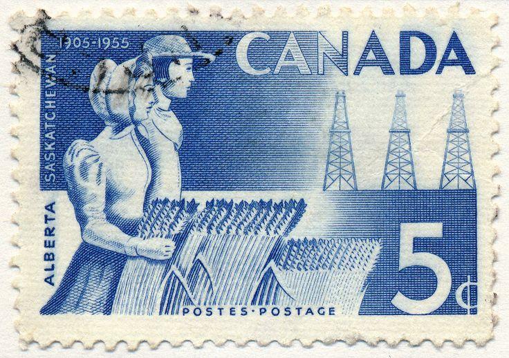 Pioneer Settlers (issued 1955)
