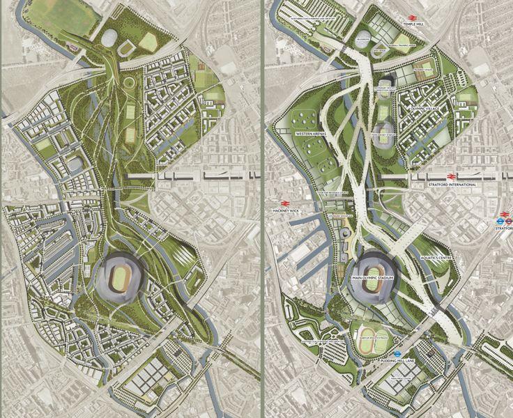 London 2012 Legacy Master Plans