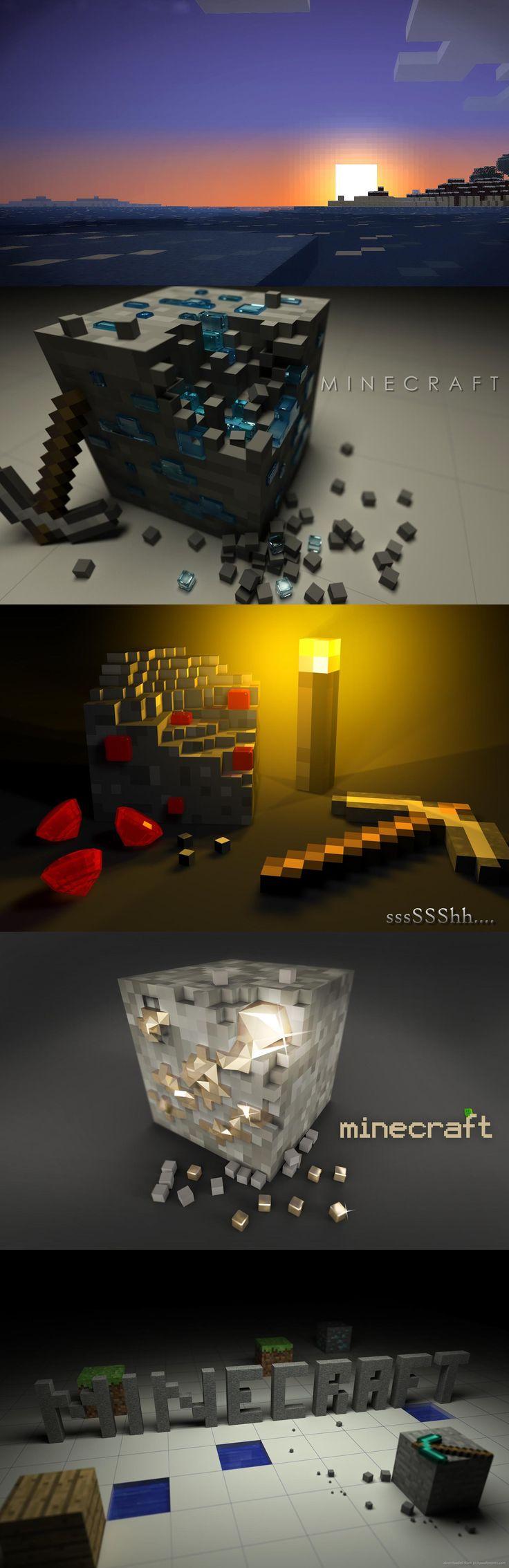 Best 25 Minecraft Wallpaper Ideas On Pinterest Minecraft