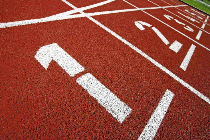 Athletics on the Track
