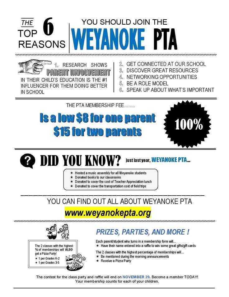pta membership card template - 45 best pta ideas images on pinterest school fundraisers