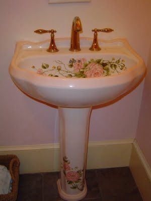 shabby chic bathroom sink 140 best shabby chic bathrooms images on 20340