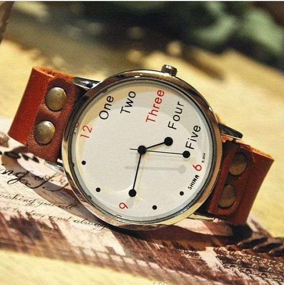Stan vintage watches — Men's Women's Vintage Leather Wrist Watch (WAT0022-White)