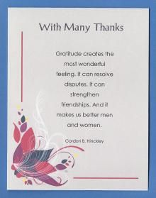 Christian Thank You Christian Thank You Note Messages