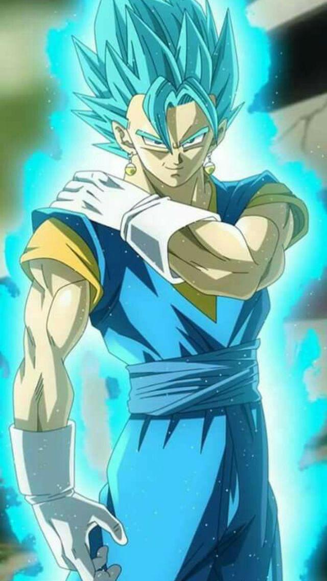 Vegeto- Goku & Vegeta fusion