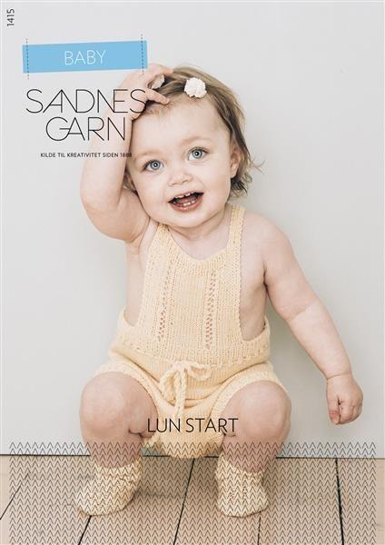 1415 Baby #SandnesGarn