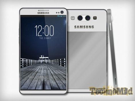 """At the weekend, there were again a number of new facts and rumors about Samsung. The """"most important"""" rumor would probably revolve around the upcoming flagship of the South Koreans, the upcoming Samsung GALAXY S4. Internally, the new smartphone model is run with the name """"Project J""""."""
