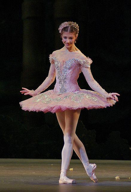 Alina Cojocaru. Her dancing is so ethereal.