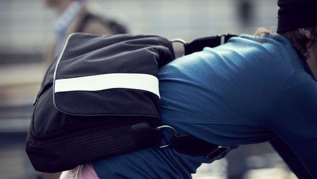 Cloth Shoulder Bag For Cyclists 47