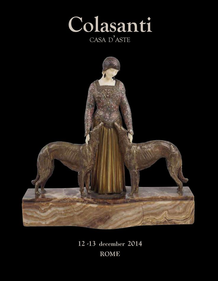 Catalogue cover - Winter auction n. 25