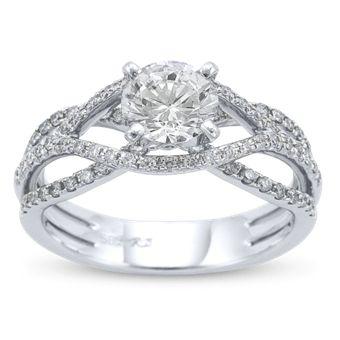 134 best promise rings images on Pinterest | Promise rings, Wedding ...
