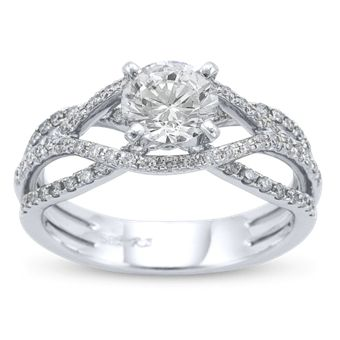 Love love love love i like the three bands idea ecc 4 for Three strand wedding ring