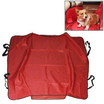 Pet Car Seat Cover Travel Seat Covers Set Car Seat Cushion, Pet Cushion (Red) only R141.99 #seatcover #Dealoftheday