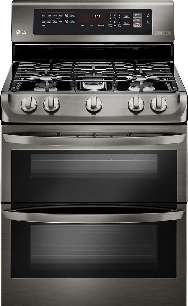 wolf double oven m series reviews range gas ovens with red knobs