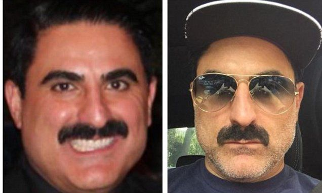 Shahs Of Sunset's Reza Farahan drops 40 lbs in less than four months