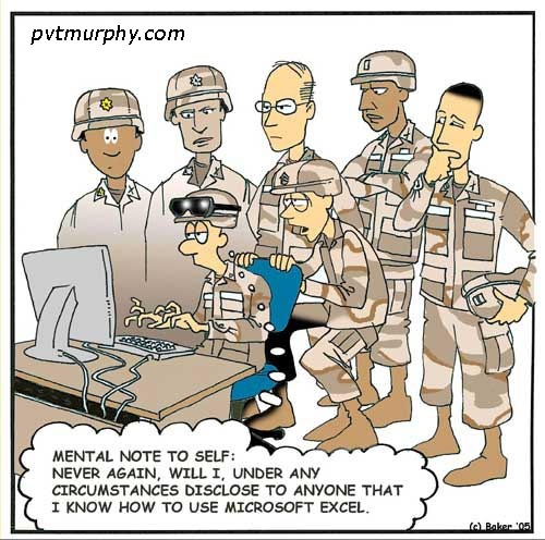 Military Comic Strips   Pioneer Services