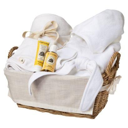 Burt S Bees Baby 7 Piece Better Bath Time Gift Basket