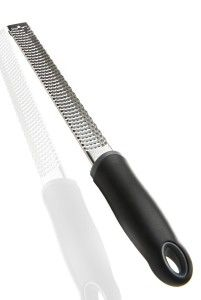 Must Have Kitchen Gadgets:Zester/Grater - Chef Preferred Lemon Zester, Cheese & Spice Grater - With Outstanding Ergonomic Handle and Protective Cover