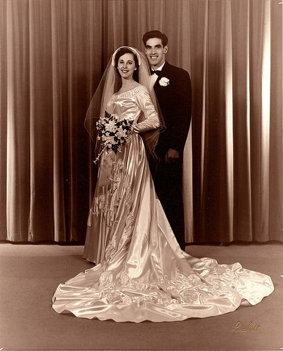 Vintage Wedding Dresses Boston: 1950's Wedding Gowns: A Collection Of Ideas To Try About