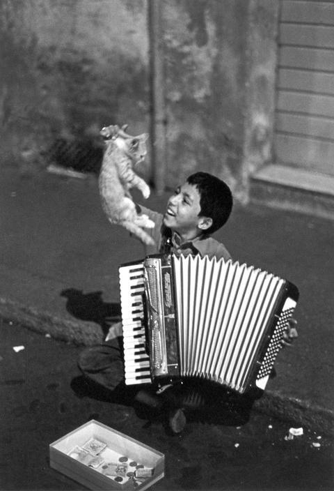 Ferdinando Scianna - Rome, Italy 1983.
