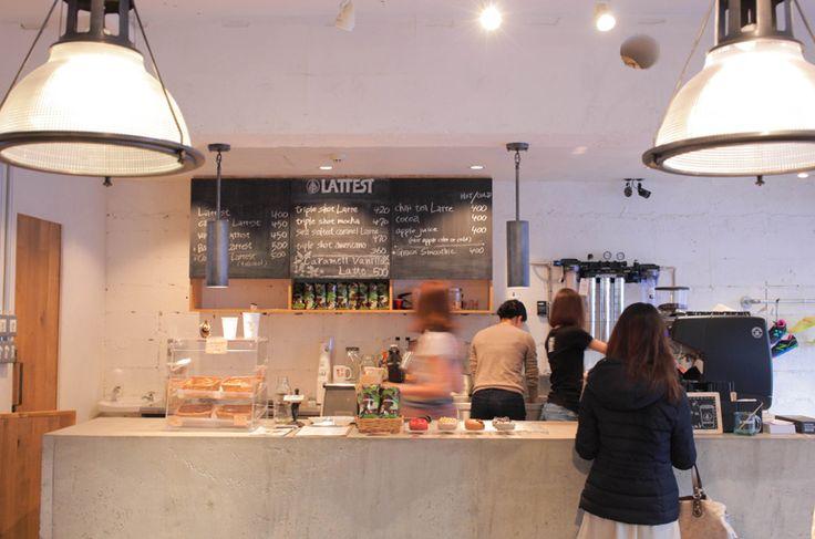 LATTEST   OMOTESANDO Espresso Bar