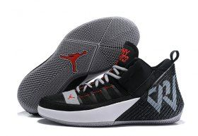 separation shoes 74904 90b1c Air Jordan Why Not Zer0. 2 White Grey Black Red AA2510-110 Mens Basketball  Shoes