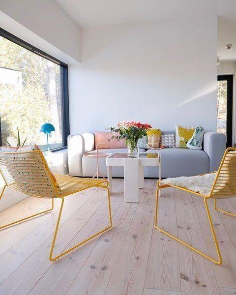 willkommen fr hling die sch nsten wohn und dekoideen aus dem april wohnzimmer pinterest. Black Bedroom Furniture Sets. Home Design Ideas