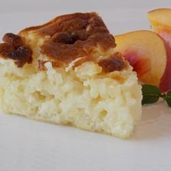 Foto recept: Italiaanse rijstcake