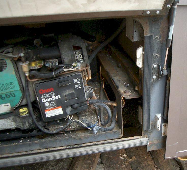 Onan Generator Starter Problems+Solutions!   Rv Warriors