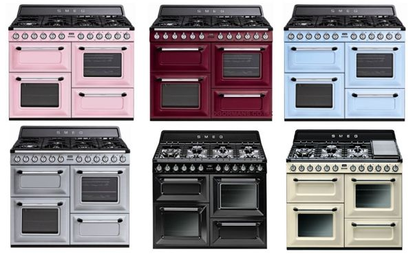 Smeg Victoria Range Cooker How amazing! My dream stove is named after me!