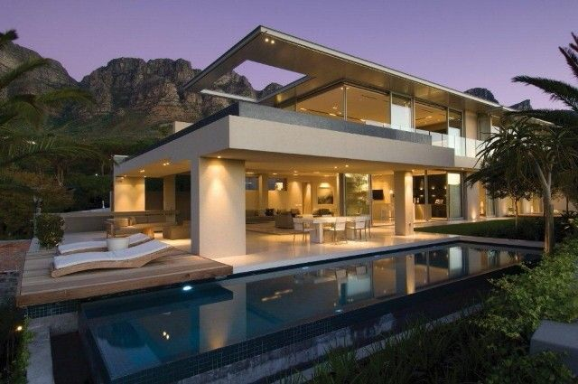 House in Camps bay Capetown South Africa