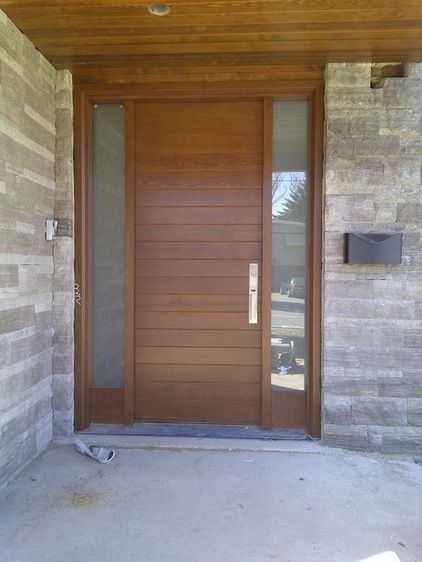 15 best Contemporary Doors images on Pinterest | Contemporary ...