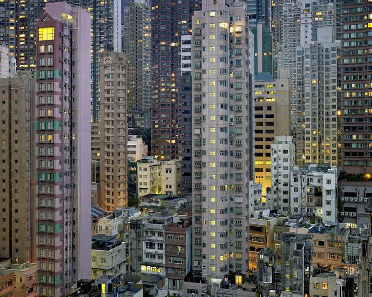 Best Michael Wolf Images On Pinterest Hong Kong Wolves And - Photographer captures madness real estate hong kong