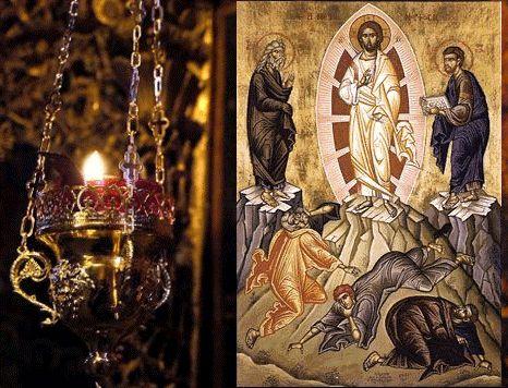 . ✟ .  Χρόνια πολλά και Μεταμορφωμένα εν Χριστώ  . ✟ . και φέτος Ο Χριστός Μεταμορφώνεται και μεταμορφώνει!!