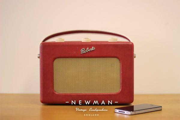 Newman Radios :: radios retro para el siglo 21