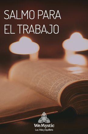 Salmo Para El Trabajo Y Bienestar De Tu Vida Laboral Palabra De Fe