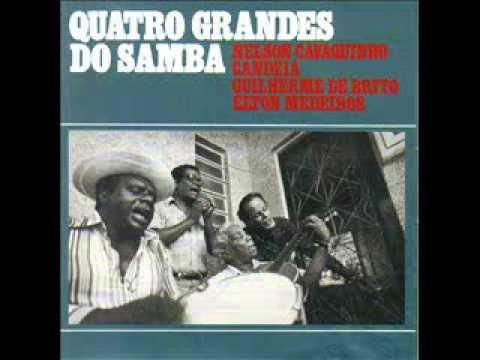 Os Quatro Grandes do Samba (1974) - YouTube