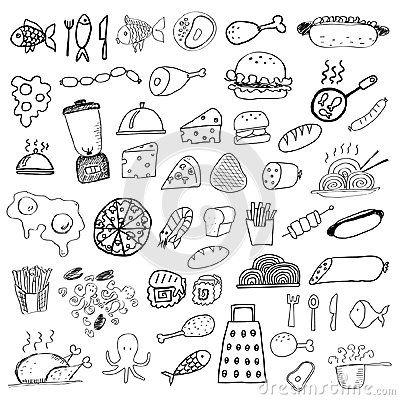 графические рисунки еды - Поиск в Google