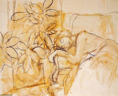 Henri Matisse                                                                                                                                                                                 Mais