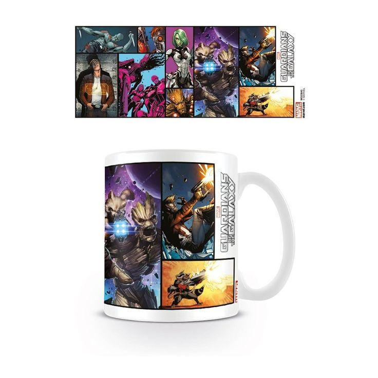Guardians of the Galaxy (Comic) Coffee Mug