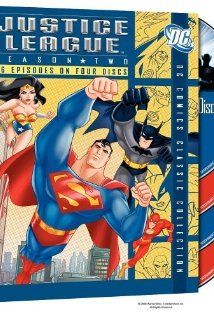 Justice League was an excellent cartoon about the DC superhero team. It was much better than the Superfriends.