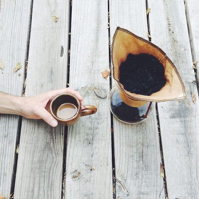 CoffeeSock Reusable Organic Cotton Coffee Filter for Chemex